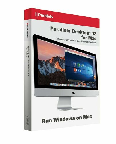 Parallels Desktop 13 for Mac - Key Card for Home and Student Use
