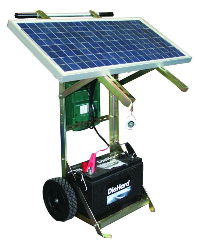 Solar Dolly