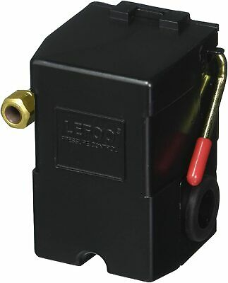 Hd Pressure Switch For Air Compressor With Unloader Onoff Lever 95-125 Psi
