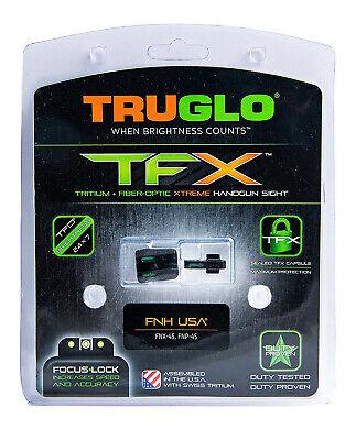 Best Pistol Sight Fiber-Optic for FN Pistols Made in USA