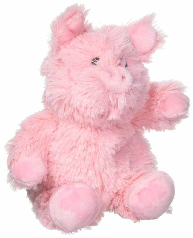 Warmies® Microwavable French Lavender Scented Plush Pig Junior