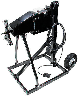 Allstar ALL10575 Electric Tire Prep Stand TPS Wide-5, High Torque