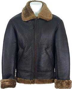 Sheepskin coat ebay mens sheepskin coats gumiabroncs Choice Image