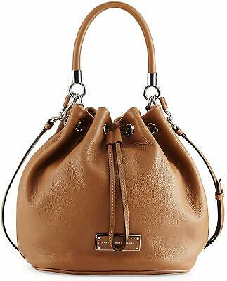 MARC JACOBS Too Hot to Handle Leather Drawstring Bucket Bag Light (Marc Jacobs Too Hot To Handle Bucket Bag)