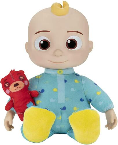 Cocomelon Musical Bedtime Doll (Plays Yes Yes Bedtime Song)