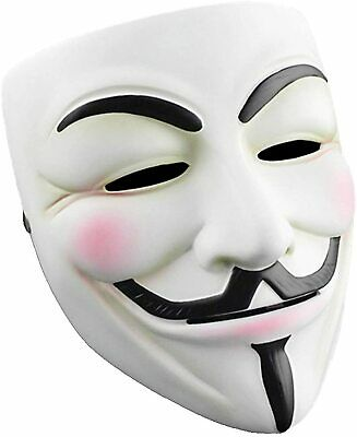 Cat Masquerade Masks (Halloween Masks V for Vendetta Mask, Anonymous/Guy Fawkes for Halloween)