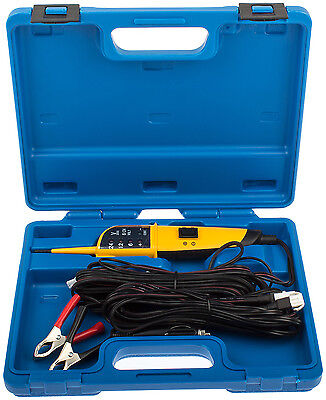 Kfz Prüflampe Spannungsprüfer 6 12 24 Volt Diodenprüflampe Diodenprüfer Tester