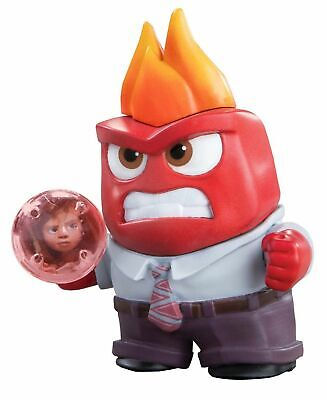 ANGER - Disney Pixar Movie INSIDE OUT Action Figure Toy by TOMY Angry Mad Upset
