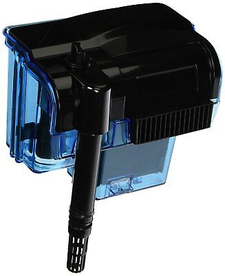 Cascade Hang-on Filter Aquarium 200 gallons per hour  Fish Tank Pump Sterilizer