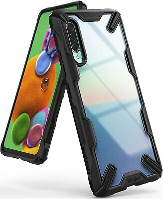For Samsung Galaxy A90 5G/A70/A50/A30/A20 Ringke FUSION-X Shockproof Cover Case