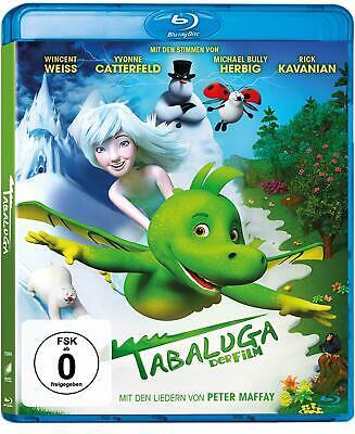 Tabaluga - Der Film Standard Version Wincent Weiss, Bully Herbig BluRay NEU OVP