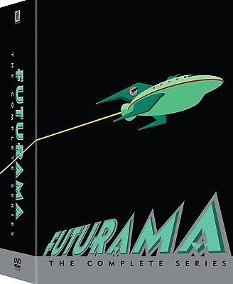 Futurama: The Complete Series DVD Box Set BRAND NEW Free Ship