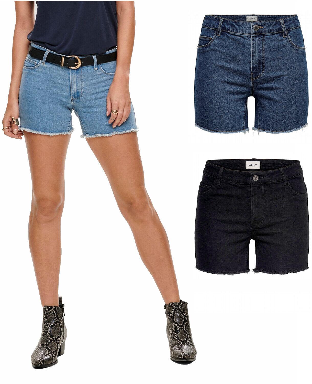 Neue Produkte weich und leicht gut Schwarze Kurze Hose Damen Jeans Test Vergleich +++ Schwarze ...