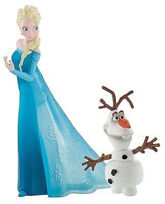 Cake Topper Figure Decoration Birthday Characters - FROZEN set - Female - Frozen Birthday Cake Toppers