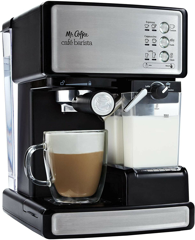 Mr. Coffee BVMC-ECMP1000-RB Coffee Maker - Silver - $85.00