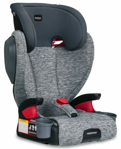 Britax Highpoint Belt-Positioning Child Safety Booster Car Seat Asher (PLZ READ)