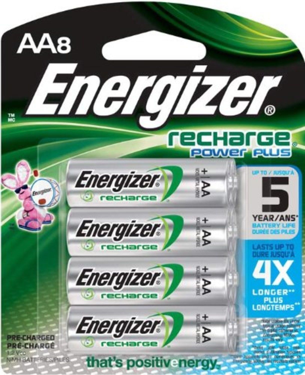 top 10 aa rechargeable batteries ebay. Black Bedroom Furniture Sets. Home Design Ideas