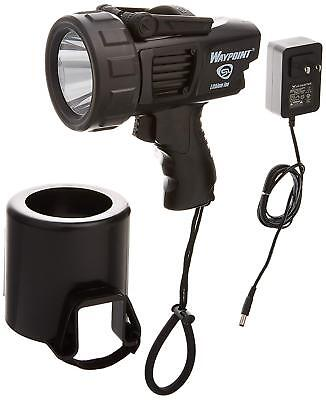 Streamlight 44911 Waypoint LED Rechargeable Black Spotlight 1000 - Lumens Spotlight