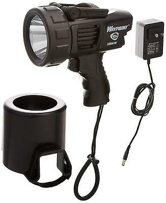 Streamlight 44911 Waypoint LED Rechargeable Black Spotlight