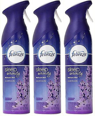 Febreze Sleep Serenity Air Refresher Bedroom Mist Moonlit La
