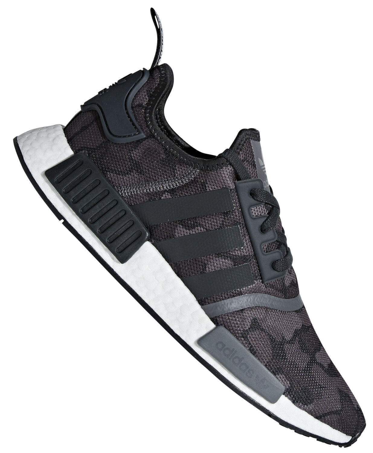 69052cc8acf009 Adidas Schuh NMD R1 Sneaker core black camouflage