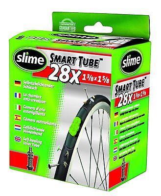 Slime 26 und 28 Zoll Selbstabdichtender Fahrradschlauch Fahrrad Bike 3 Sortet