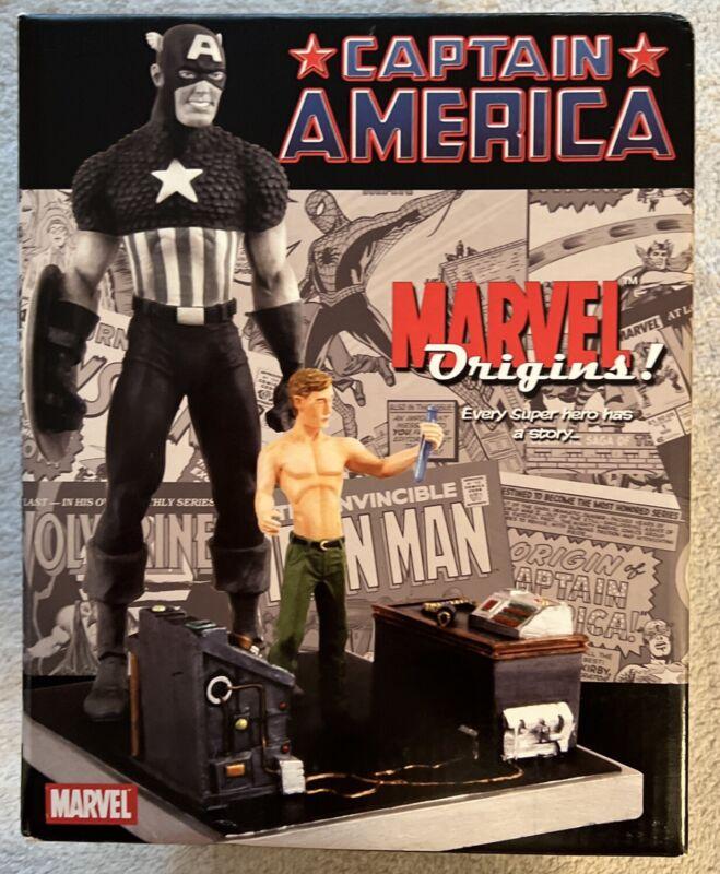 Captain America Marvel Originals Statue Every Super Hero Has A Story 522/2500