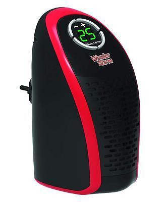 Calentador para Calientar Baño 400W Eléctrico Estufa Portable Cerámica