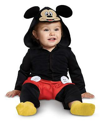 Disney's Mickey Mouse Toddler Halloween Costume (Mickey Mouse Infant Disney Baby Fancy Dress Up Halloween Toddler Child)