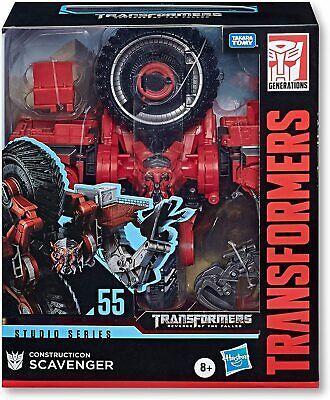 Transformers Studio Series Leader Class Scavenger Figure 55