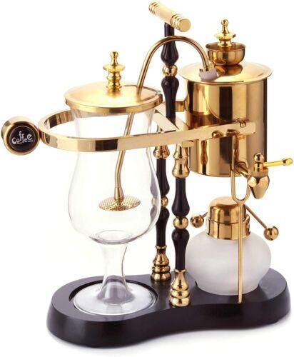 Royal Belgian Belgium Family Balance Syphon Coffee Maker Siphon Coffee Brewer HJ