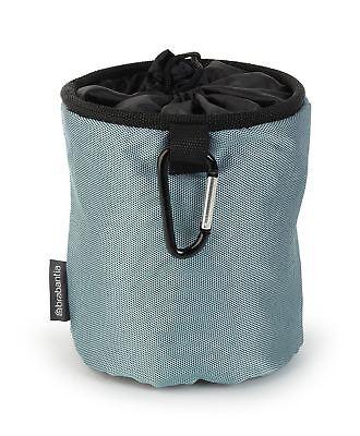Brabantia Premium Washing Clothes Peg Holder Bag, Mint