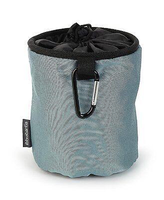 Brabantia Genuine Washing Clothes Mint Peg Bag Pegs Holder Clip On