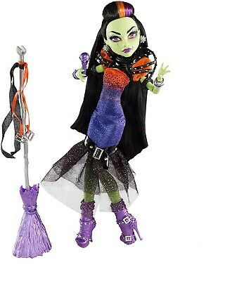 Monster High Casta Fierce Hexe Witch Puppe doll