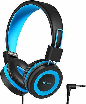 iClever Kids Headphones Wired Headphones for Kids on Ear