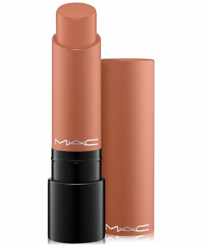 Mac ~ Liptensity Lippenstift ~ Näpfe Bred Braun ~ Cremig Warm ~Eingestellt~