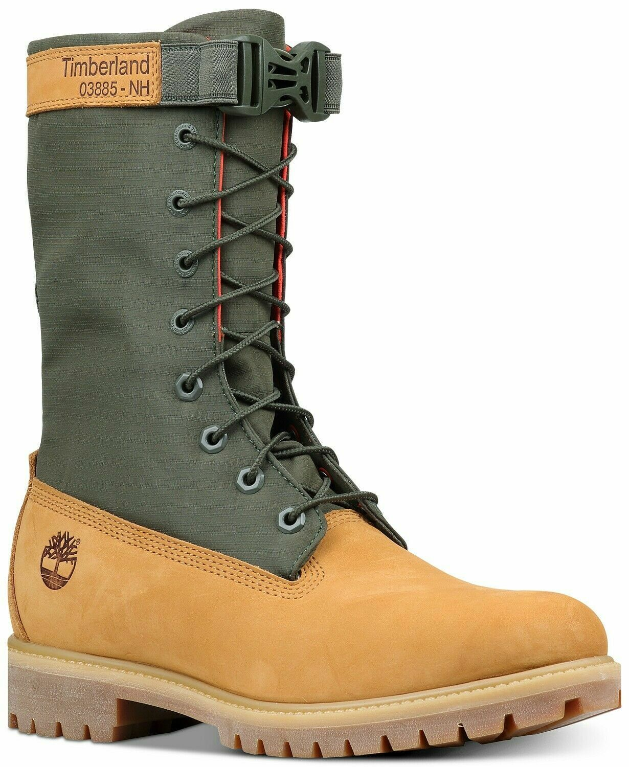 Motel Cortar Galleta  Timberland 6 Inch Premium Leather BOOTS Winter Celtic Green Limited Release  NWB for sale online   eBay