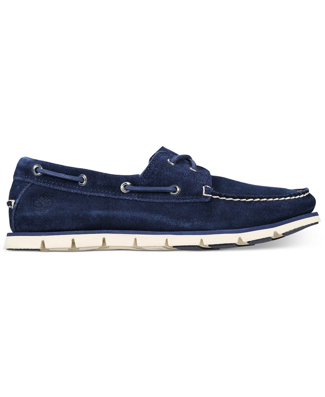 Timberland Men's Casual Shoes Loafers Hommes Full Grain Leather Blue TB0A1HB2 1