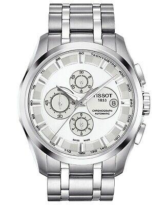 Tissot Couturier Chronograph Automatic Mens Watch T0356271103100
