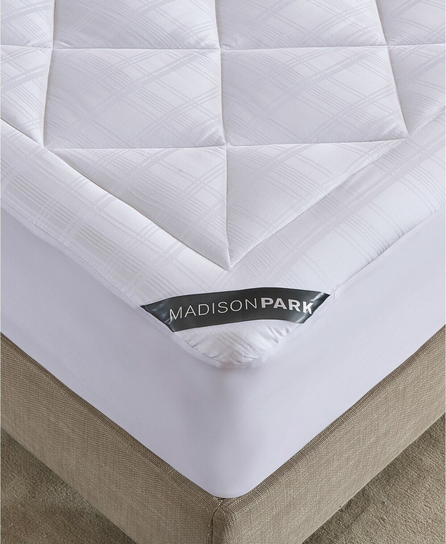 king mattress pad 525 tc cotton rich