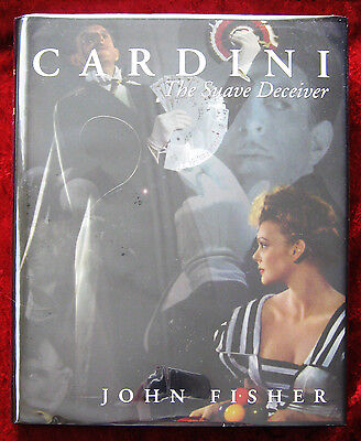 Cardini: The Suave Deceiver John Fisher - Near Mint! 1st Edition