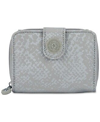 NWT Kipling New Money Wallet Compact Bifold Credit Card ID ~ Glitterati Glam