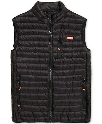 Superdry Men's Down Gilet Vest Size 2XL