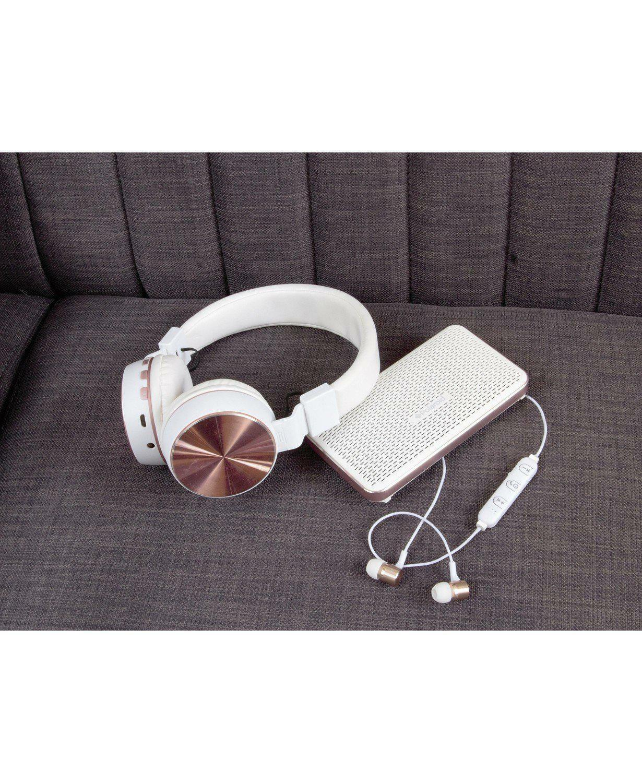 Polaroid HD Wireless Bluetooth Audio Bundle PBT865RG - Rose