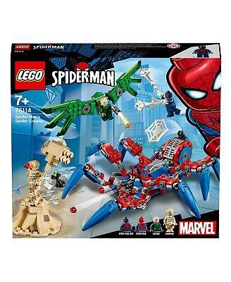 LEGO 76114 Spiderman's Spider Crawler 418 Pcs