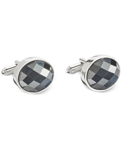 75 men s silver black jewel wrist