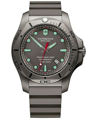 *BRAND NEW* Victorinox  Swiss Army Men's I.N.O.X Professional Diver Watch 241810