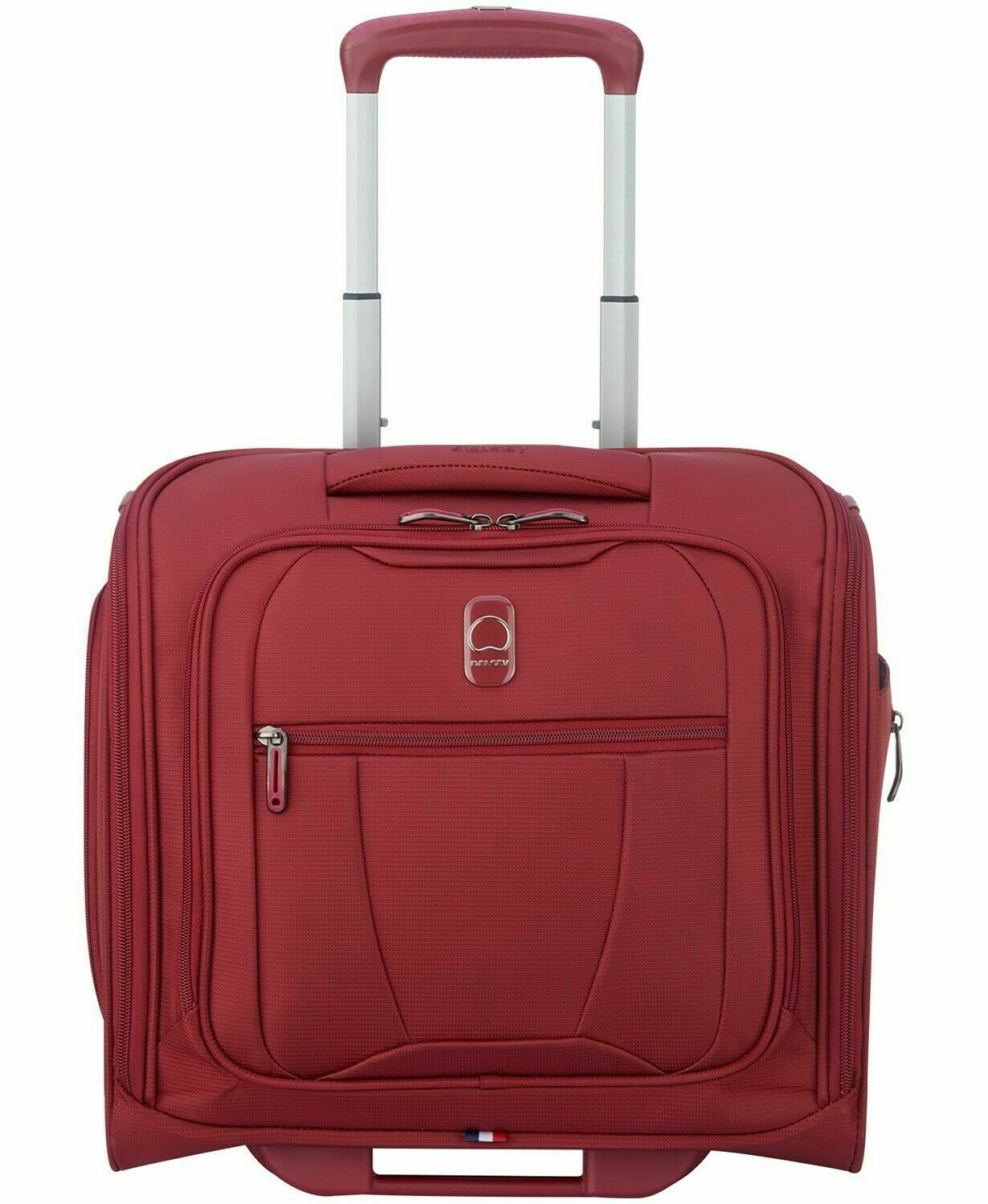 $220 NEW Delsey Helium 360 Carry-On 2 Wheeled Under seat Bag