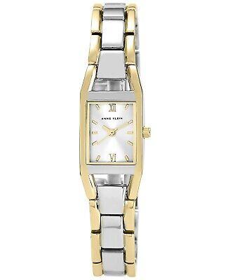 Anne Klein Women's Two Tone Bracelet Watch 10-6419SVTT
