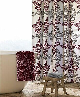 "Idea Nuova 2 Shower Curtains 72"" x 72"" Marissa / Charlotte D01139"